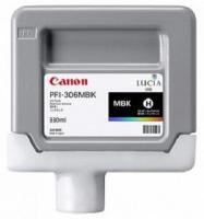 Canon PFI-306MBK