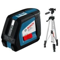 Bosch GLL 2-50 + BS 150 (0601063105)