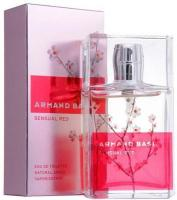 Armand Basi Sensual Red EDT