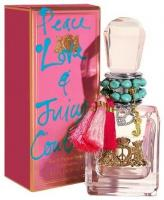 Juicy Couture Peace Love & Juicy Couture EDP
