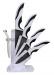 Цены на Набор Керамических Ножей Winner Wr - 7321 (6 предметов) В состав набора входит 6 предметов. Материал лезвий  -  циркониевая керамика