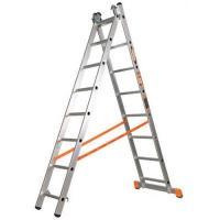 Эйфель Двухсекционная лестница 2x6 Премьер