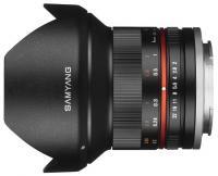 Samyang 12mm f/2.0 NCS CS Micro 4/3