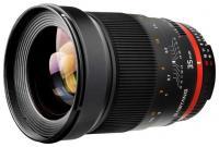 Samyang 35mm f/1.4 ED AS UMC Canon EF