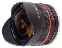 Samyang 8mm f/2.8 UMC Fish-eye Fuji XF