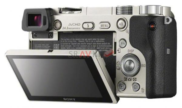 Sony Alpha A6000 Body