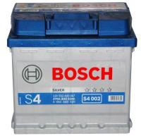 Bosch 6CT-52 Аз S4 Silver (S40 020)