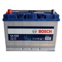 Bosch 6CT-95 Аз S4 Silver (S40 290)