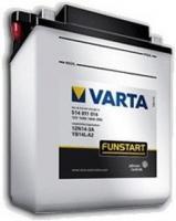 Varta 6CT-7 FUNSTART (12N7-3B, YB7L-B)