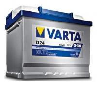 Varta 6СТ-60 BLUE dynamic (D24)