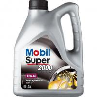 MOBIL Super 2000 X1 Diesel 10W-40 4л