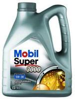 MOBIL Super 3000 Formula FE 5W-30 4л