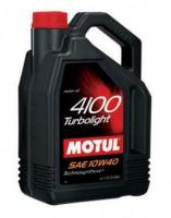Motul 4100 Turbolight 10W-40 4л