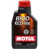Motul 8100 Eco-Lite 5W-30 5л