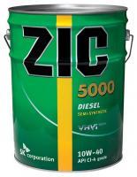 ZIC 5000 10W-40 20л