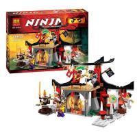 Bela Ninja Огненный Храм (10319)