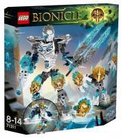 LEGO Bionicle 71311 Объединение Льда - Копака и Мелум