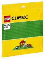 LEGO Classic 10700 Строительная пластина зелёного цвета
