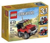 LEGO Creator 31040 Гонки в пустыне