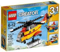 LEGO Creator 31029 Грузовой вертолёт