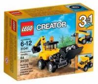 LEGO Creator 31041 Строительная техника