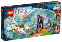 Фото LEGO Elves 41179 Спасение Королевы Драконов