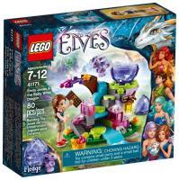 LEGO Elves 41171 Эмили Джонс и дракончик ветра