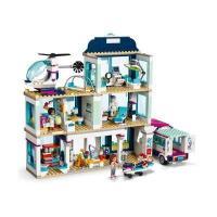 Фото LEGO Friends 41318 Клиника Хартлейк-Сити