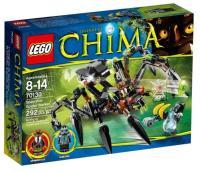 LEGO Legends of Chima 70130 Паучий охотник Спарратуса