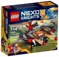 LEGO Nexo Knights 70318 Метатель Глоблинов