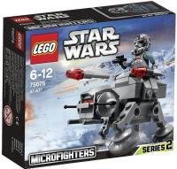 LEGO Star Wars 75075 Вездеходный Бронированный Транспорт AT-AT