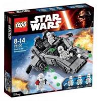 LEGO Star Wars 75100 Снеговой спидер Первого Ордена