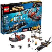 LEGO Super Heroes 76027 Глубоководная атака Чёрной Манты