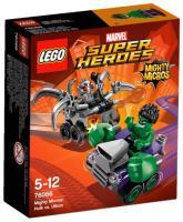 LEGO Super Heroes 76066 Халк против Альтрона