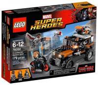 LEGO Super Heroes 76050 Опасное ограбление