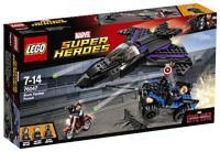 LEGO Super Heroes 76047 Преследование Чёрной Пантеры