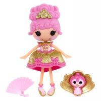 Lalaloopsy Mini Lalaloopsy Принцесса Кристал с аксессуарами (533993)