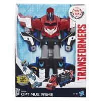 Hasbro Оптимус Прайм Мега трансформация (B1564)