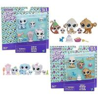 Hasbro Littlest Pet Shop Семья петов (B9346)