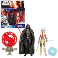Hasbro Набор из двух фигурок Star Wars Звездные войны (B3955)