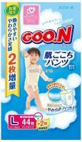 Goo.N Подгузники-трусики для мальчиков L 9-14 кг (44 шт.)