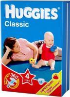 Huggies Classic 4 (68 шт.)