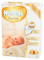 Huggies Elite Soft 2 (66 шт.)