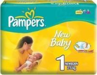 Pampers New Baby Newborn 1 (27 шт.)