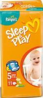 Pampers Sleep&Play Junior 5 (11 шт.)