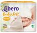 Цены на Libero Подгузники NewBorn до 2,  5 кг 24 шт. Libero [Либеро] Подгузники Newborn 0 (