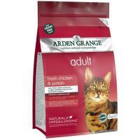 Arden Grange Adult Cat Fresh Chicken and Potato 2 кг