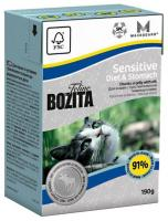 Bozita Feline Sensitive Diet & Stomach 190 г