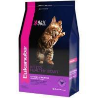 Eukanuba Cat Kitten Healthy Start 2 кг