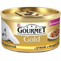 Gourmet Gold кусочки в паштете
